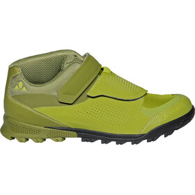 VAUDE AM Downieville Middelhoge Schoenen, holly green/green pepper